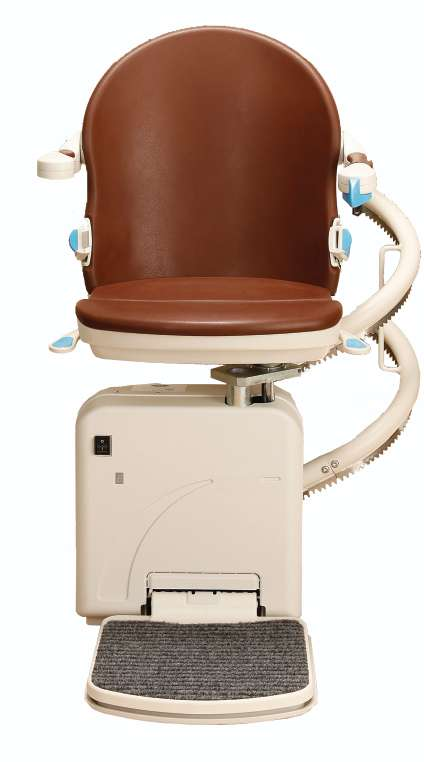 Imagen 2000 Curved Stair Lift