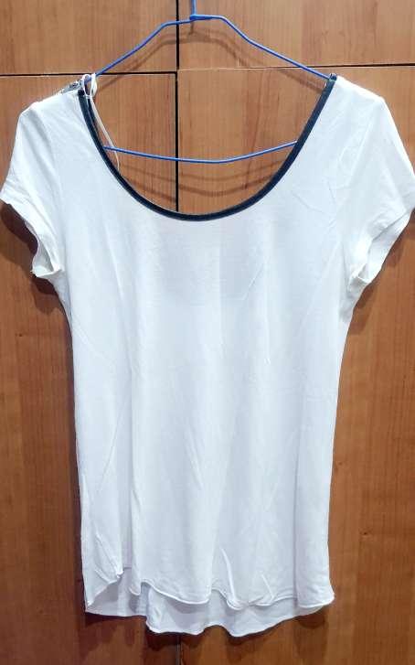 Imagen Camiseta verano blanca