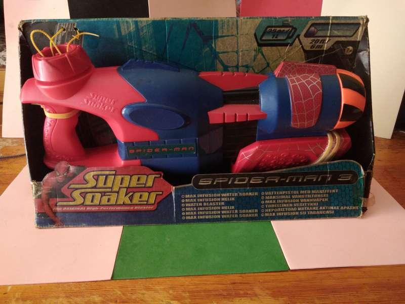 Imagen pistola spiderman 3