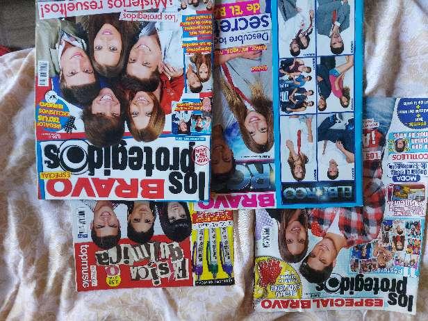 Imagen lote revistas series antiguas