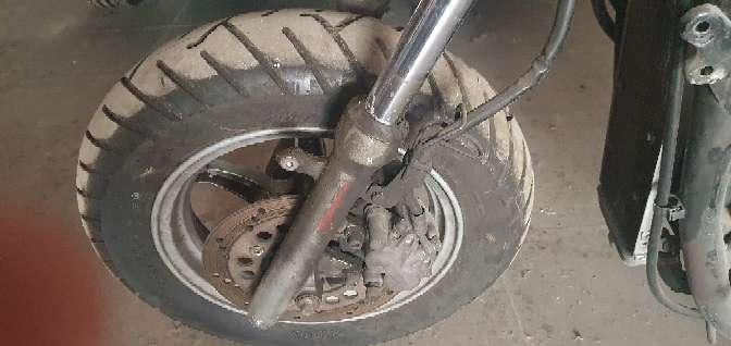 Imagen Vendo piezas Suzuki Burgman 150cc.