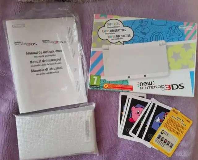Imagen New Nintendo Blanca 3DS