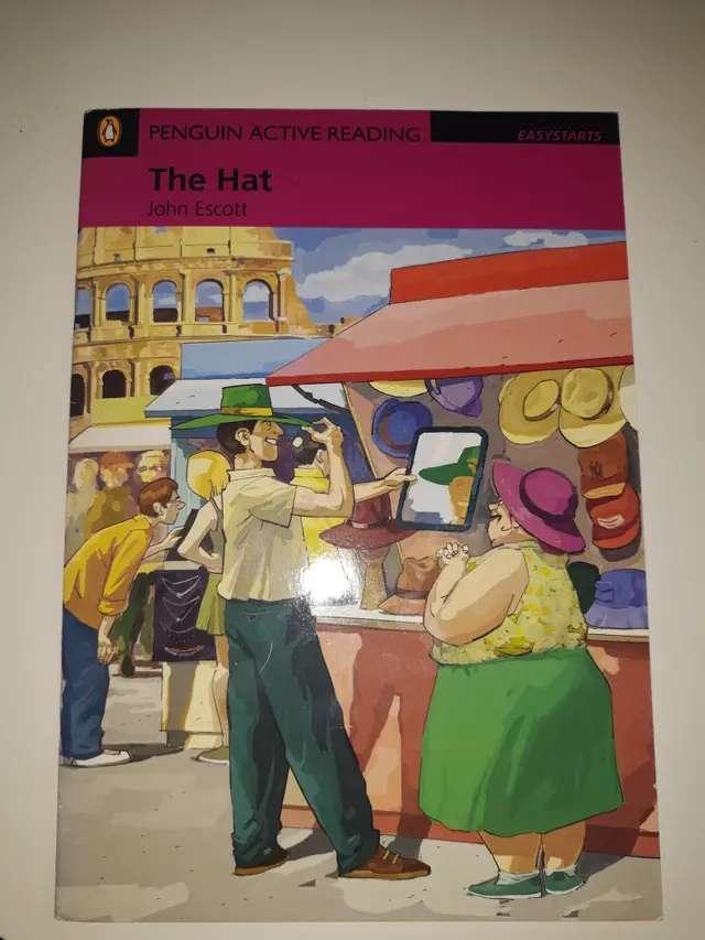 Imagen libro the hat