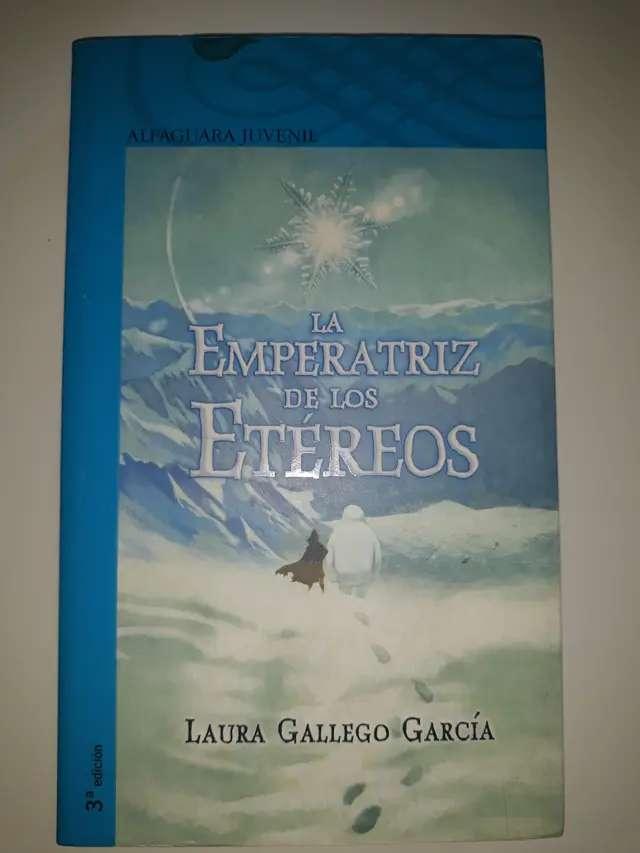 Imagen Libro- La emperatriz de los Etéreos