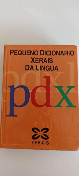 Imagen Diccionario de lingua gallega