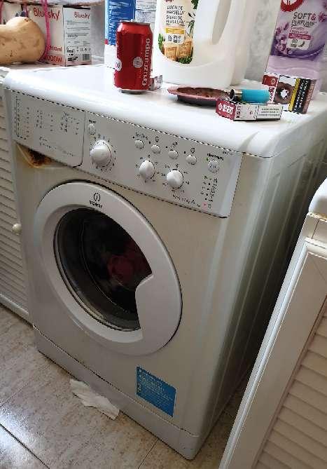 Imagen lavadora Indesit 7 kg