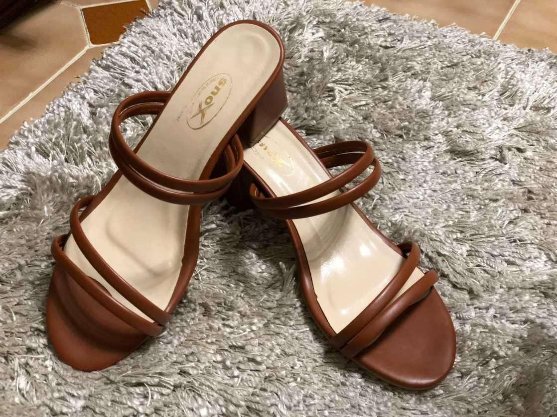 Imagen Sandalias en marrónes