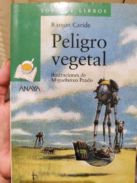 Imagen Peligro Vegetal