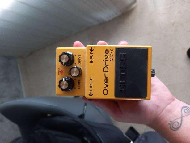 Imagen Pedal de guitarra BOSS OVERDRIVE OD-3