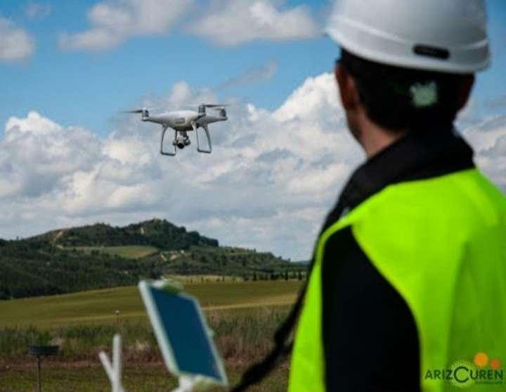 Imagen Servicio piloto de drones (profesional)