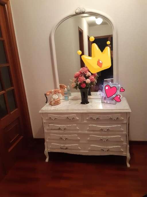 Imagen mueble + espejo