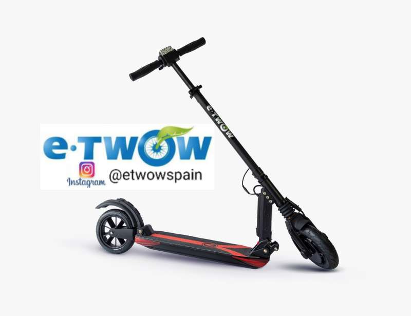 Imagen Patinete eléctrico E-twow Booster V S2 500w a 750€ IVA inc.