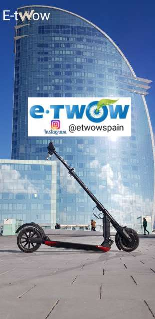 Imagen Patinete eléctrico E-twow S2 Samsung Booster S+ 500w a 700€ IVA inc.