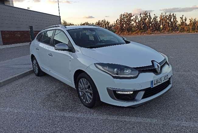Imagen Renault Megane tour 1.5 Dci Gt Style