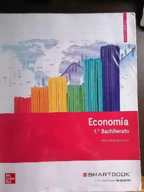 Imagen Libros bachillerato