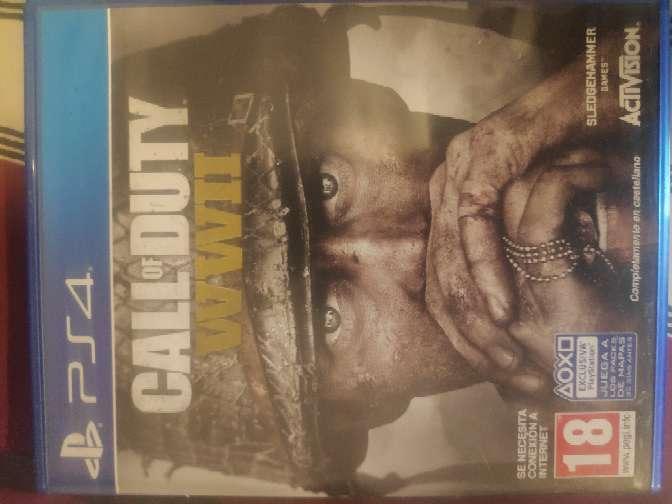 Imagen Call Of Duty WWII