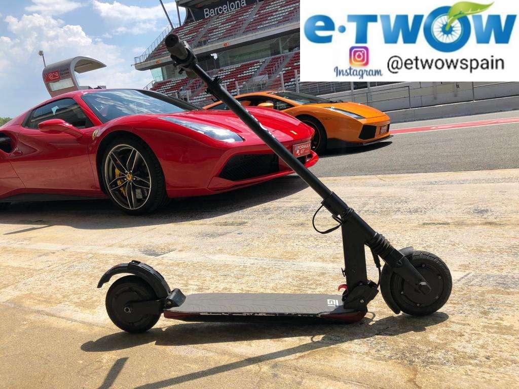 Imagen producto Patinete eléctrico E-twow Dual GT 15ah. Financiación 0%. 1
