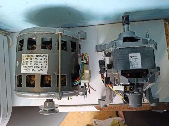 Imagen Motor de lavadora