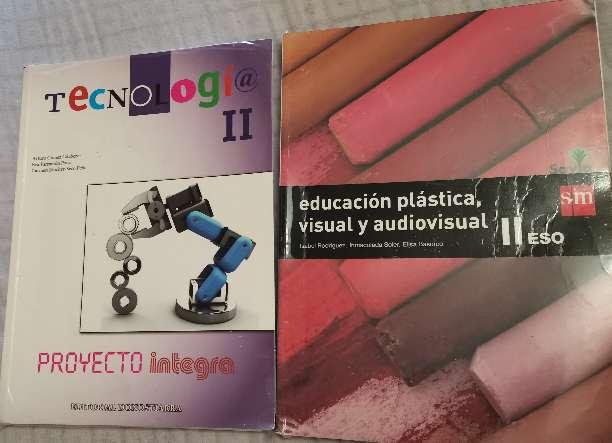 Imagen Vendo libros de texto de 2° de la eso en buen estado.