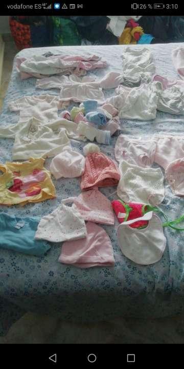 Imagen Lote de ropa bebe niña