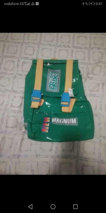Imagen Lote de mochilas escolares y algún bolso