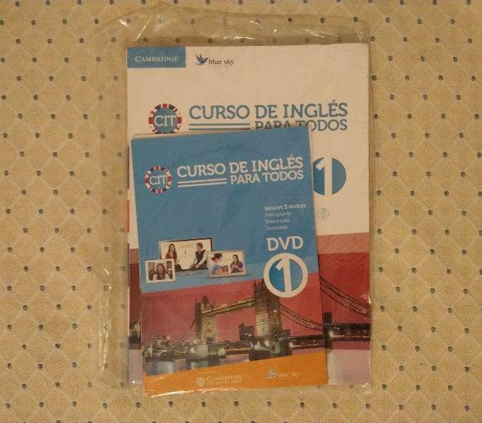Imagen Curso de inglés para todos Cambridge libro CD y DVD