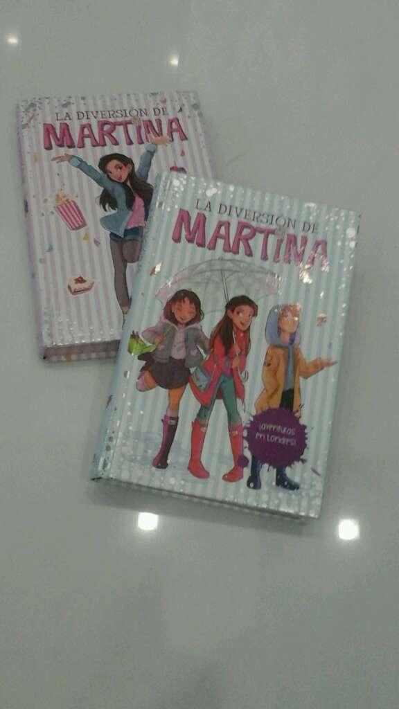 Imagen libro Martina