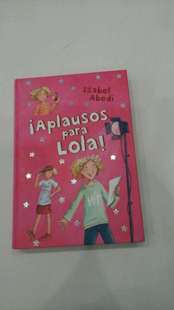 Imagen Libro Aplausos para Lola
