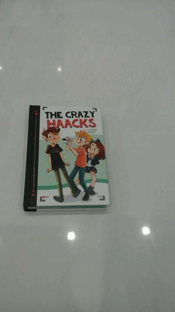 Imagen Libro the  crazy haacks