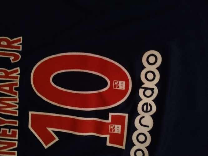 Imagen t-shirt Paris Neymar