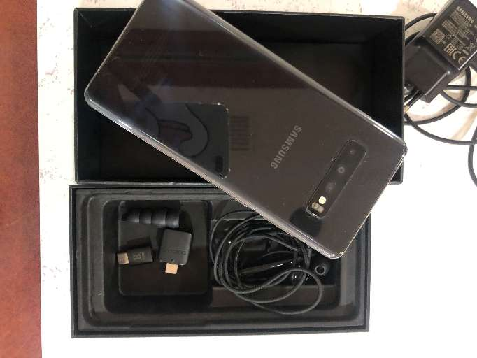 Imagen Samsung s10plus 128gb