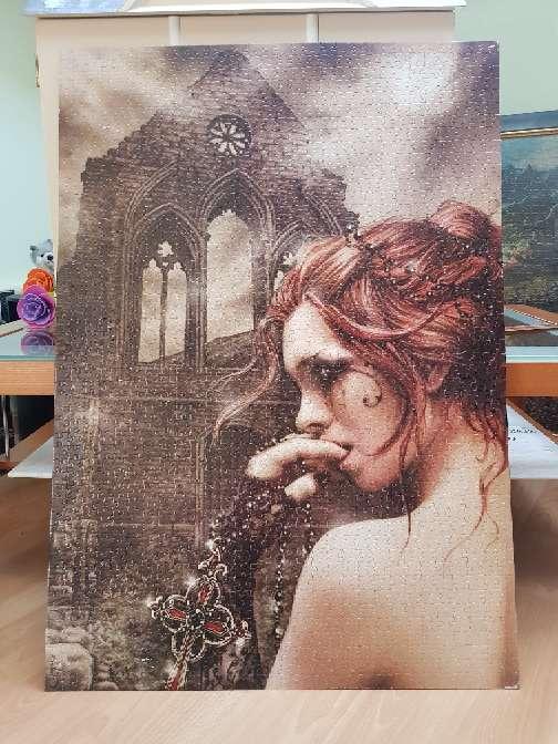 Imagen Puzzle de Victoria Francés Necross