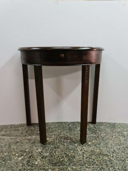 Imagen Mesa consola  madera maciza