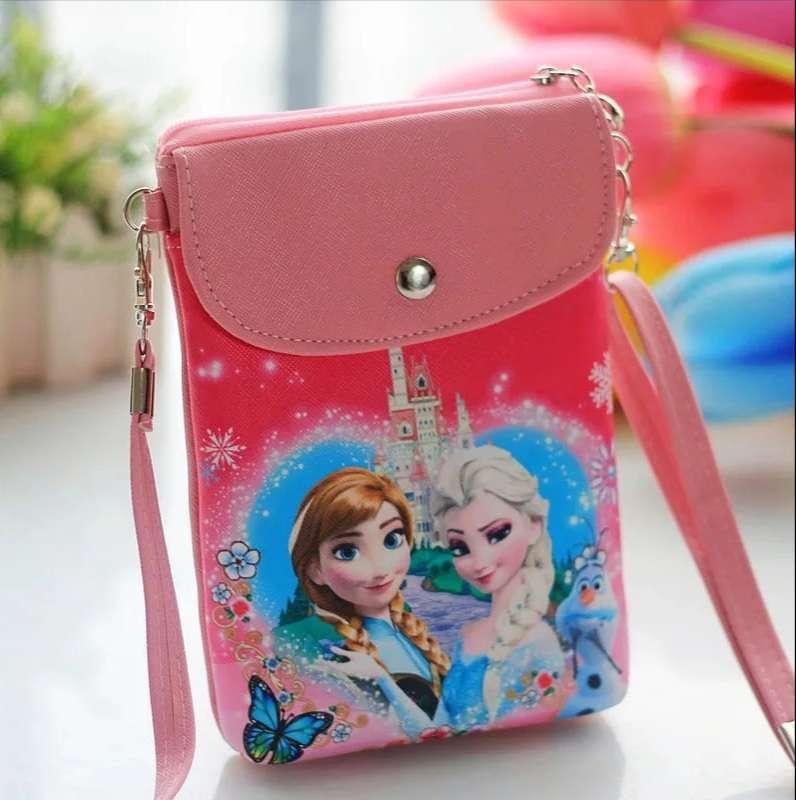Imagen Cartera Frozen 2 para niñas