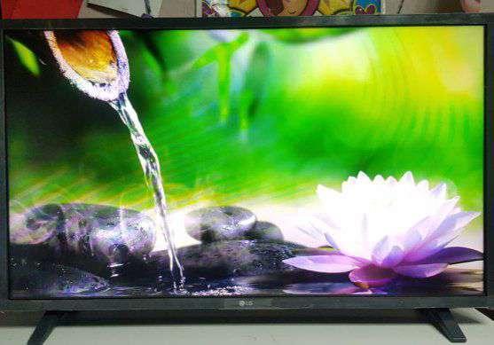 Imagen Smart TV LG de 32 del 2020