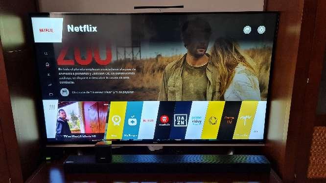 Imagen TV LG 55uf8517