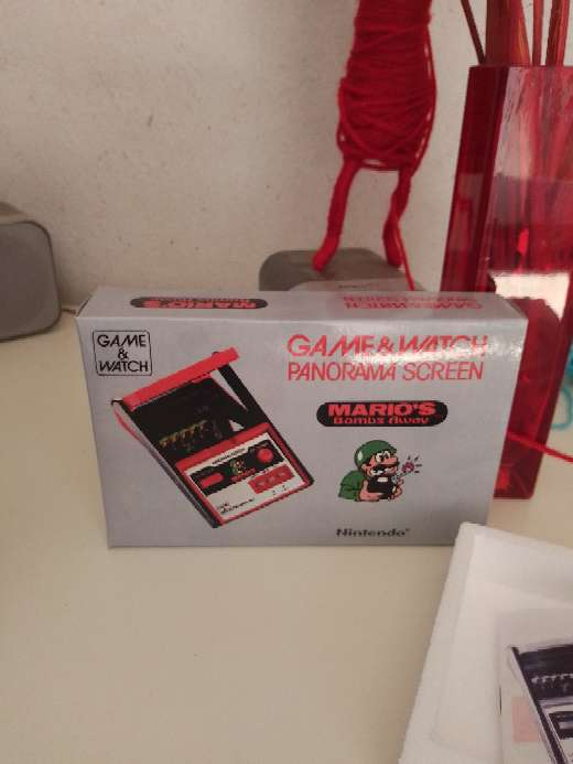 Imagen Game and watch