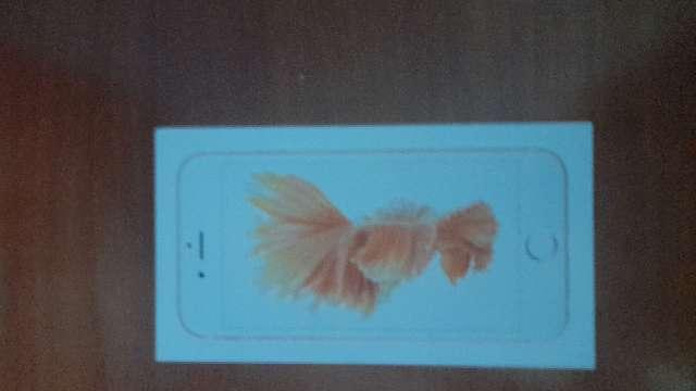 Imagen iphone 6s nuevo!!!