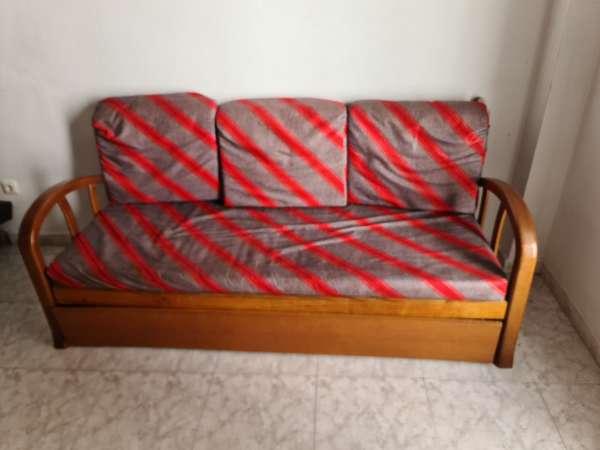 Imagen Sofa cama nido