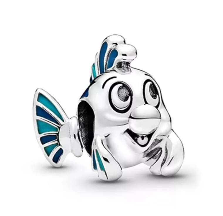 Imagen Charms Sebastián pez de La Sirenita, para pulsera de Pandora