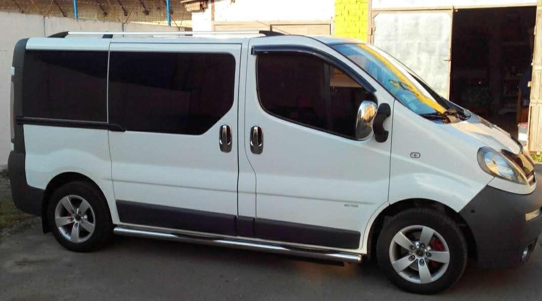 Imagen Opel Vivaro 2006