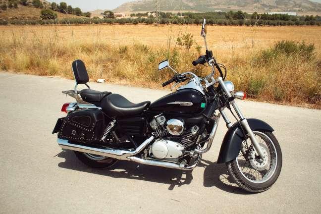 Imagen Honda Shadow 125
