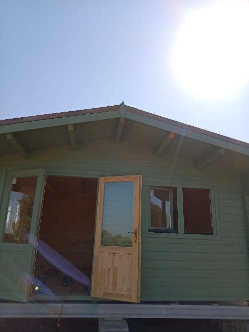 Imagen casas de madera de 30 m2