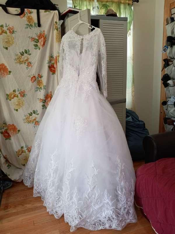 Imagen $700 vestido de novia