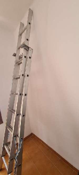 Imagen escalera aluminio extensible multi