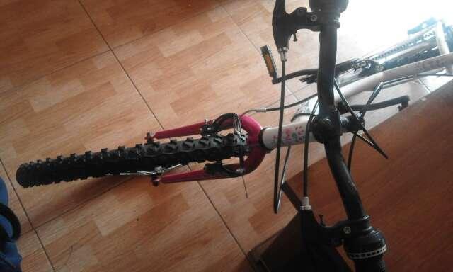 Imagen bicicleta niña 24x1,75