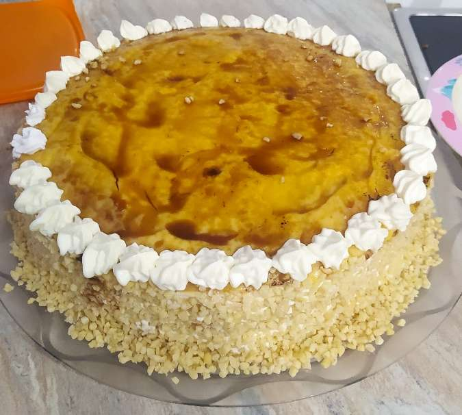 Imagen hago tartas cupcakes y postres varios