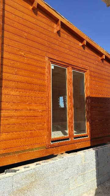 Imagen Se venden casas de madera en toda España