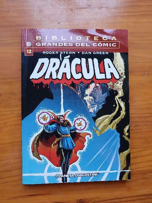 Imagen Cómic Dracula