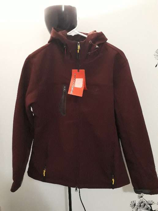 Imagen Chaqueta mujer T-S/M tipo softshell